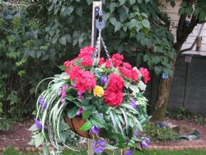 Baskit Geni, Hanging basket lock