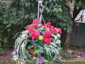 Baskit Geni, Hanging basket lock